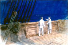 9. 商船を志向する(22才)