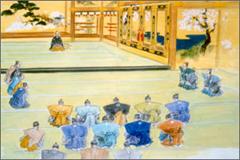 17. 領地削減の書を将軍に(32才)