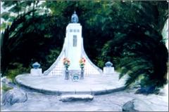 42. 芦名の墓地に眠る(76才・82才・84才)